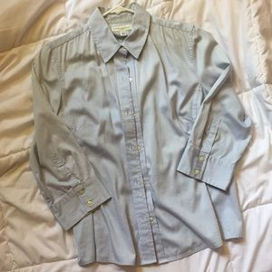 Banana Republic 3/4 Sleeve Business Top